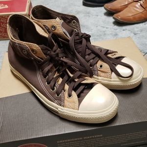 Awesome pair of Chuck Taylor's Double Uppers